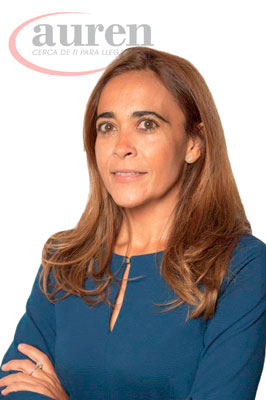 Pilar Sánchez-Bleda, socia del área legal de MEDIA & TECHNOLOGY de Auren