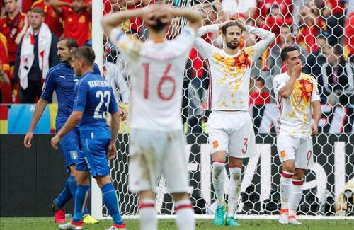 La Selección Española se despide de la Eurocopa ante más de 8 millones de espectadores