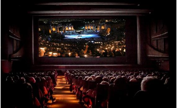 De Taormina a las salas de cine españolas: 'Madama Butterfly' en directo