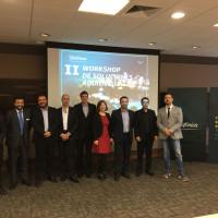 Lima acogió el II Workshop 'Soluciones Audiovisuales' promovido por TSA