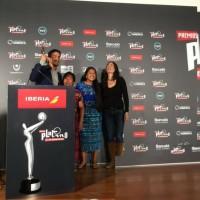 """""""Ixcanul"""" se lleva el Premio Platino del Público"""