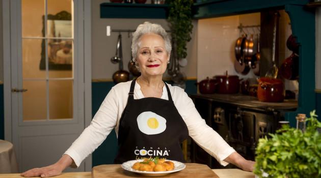'La abuela Lolita', en Canal Cocina