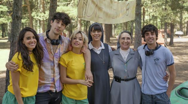 Comienza el rodaje de 'La llamada', una producción de Apache Films y Sábado Películas