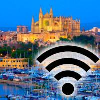Palma de Mallorca contará con la red WiFi más grande de Europa