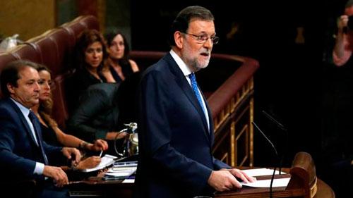 laSexta y Antena 3, las más vistas durante el discurso de investidura de Mariano Rajoy
