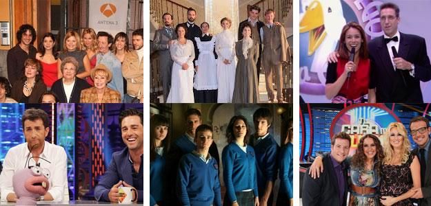 20 años de Antena 3 Internacional