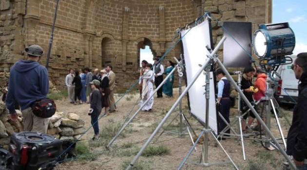Arranca Aragón Film Commission para impulsar los rodajes en la Comunidad