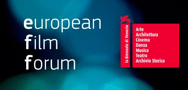 European Film Forum organizará dos talleres en el Festival de Cine de Venecia