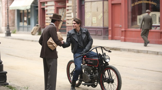 Discovery Channel ruge con el estreno de 'Harley and The Davidsons'