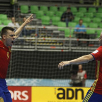 La Selección Española de Fútbol Sala se juega las semifinales en Eurosport