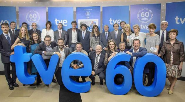 Televisión Española cumple 60 años
