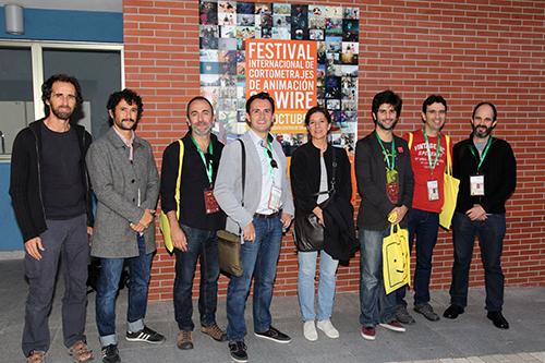 La animación española se cita en el 3D Wire Fest