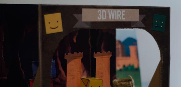 'Decorado', de Aberto Vázquez, triunfa en 3D Wire y va a por el Goya