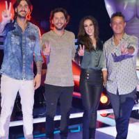 Las audiciones de 'La Voz' siguen fuertes en las audiencias