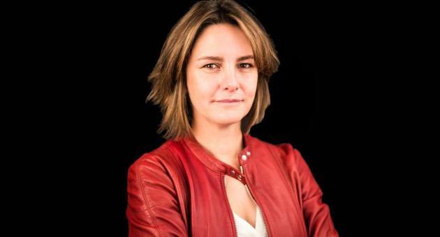 La directora de producción Manuela Ocón, segundo Premio Luz del Iberoamericano de Huelva