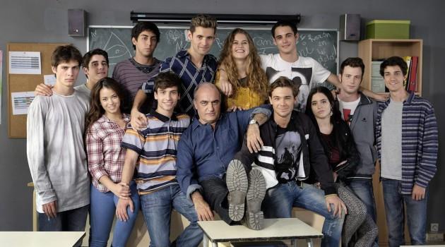 'Merlí' elegida mejor serie española en el  Festival Zoom