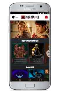 Machinima, primer canal en España sobre videojuegos, llega de la mano de AMC