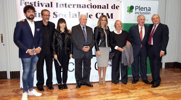 Josep M. Queraltó recibe la Medalla Fundación Lumière en el marco de FECICO