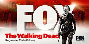 Segunda parte de la séptima temporada de 'The Walking Dead', en FOX
