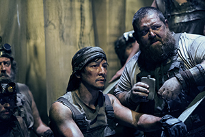 Segunda temporada de 'Into the Badlands', en AMC
