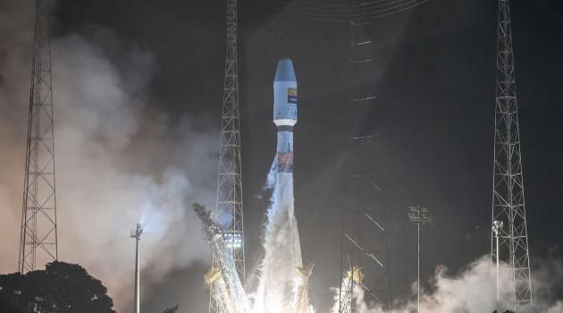 El satélite Hispasat 36W-1 ya está en el espacio