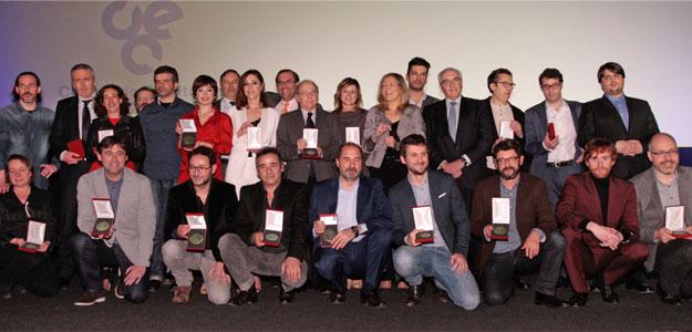 La 72 Gala de las Medallas CEC, todo un éxito