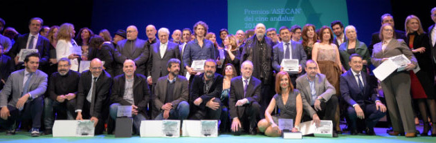 Los Premios del Cine Andaluz coronan a 'El hombre de las mil caras'