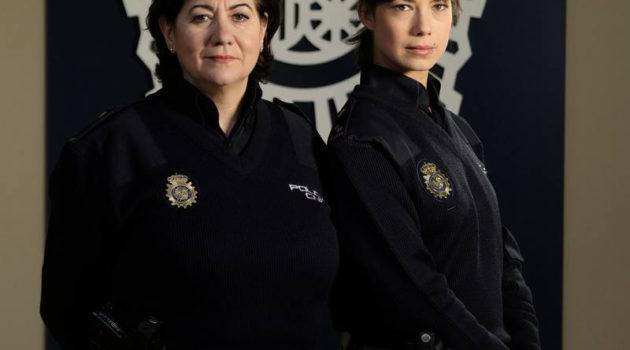 'Servir y proteger', la nueva producción de TVE