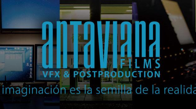 A Antaviana Films VFX & Postproduction les atraen los retos