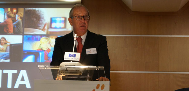 J.J Baños: 'El acceso a la televisión universal y gratuita es un derecho fundamental'