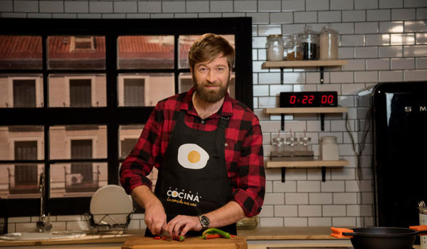Vuelve 'Los 22 minutos de Julius' a Canal Cocina