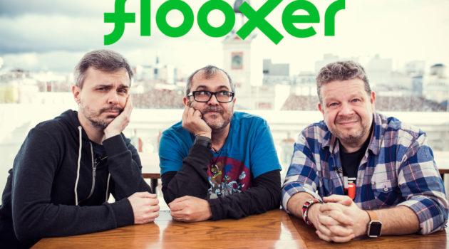 'Cinemascopazo' llega a Flooxer, con Arturo González-Campos y Juan Gómez-Jurado
