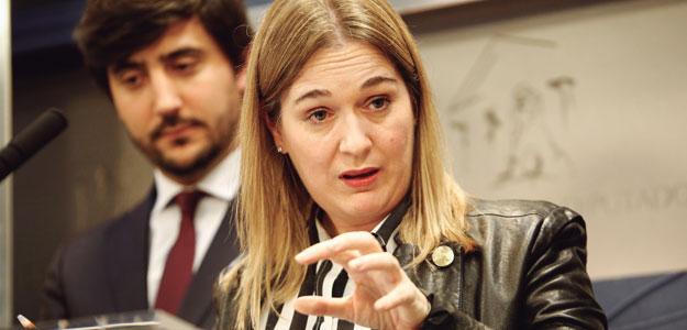 Marta Rivera (Ciudadanos): 'Estar parado mientras los demás andan, es quedarse atrás'