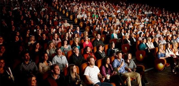 La asistencia a los cines de la UE logra su mejor nota desde 2004