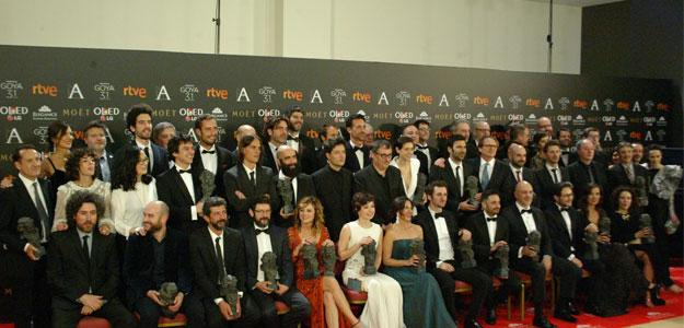 Premios Goya: Consenso general