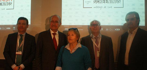 La industria en el Festival de Málaga. Cine en Español
