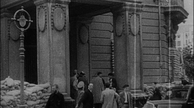 Fotograma de uno de los documentales del ciclo