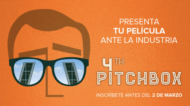 Cartel del evento '4th Pitchbox'