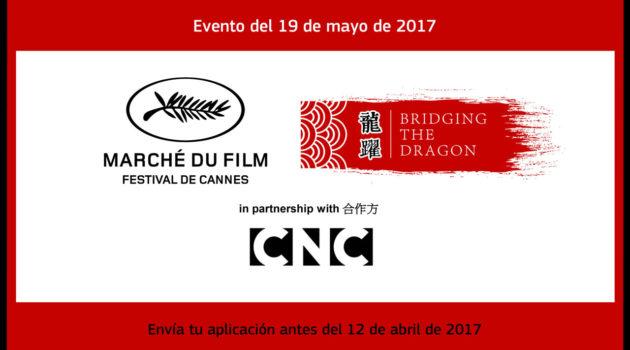 La industria cinematográfica europea y china volverá converger en el  Marché du Film