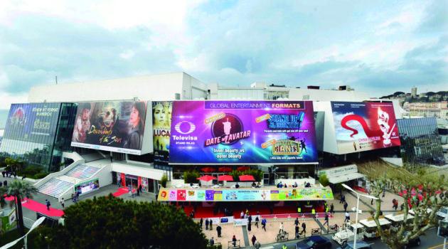 Los contenidos continúan siendo el motor del mercado de Cannes