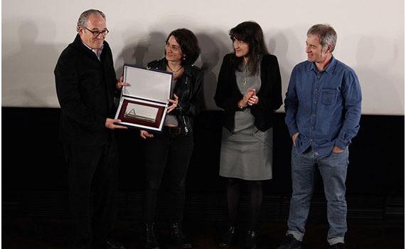 16 Kilómetros, Festival Internacional de Cine de Cañada Real recibe el Premio González Sinde