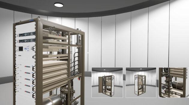 Egatel presentará en Las Vegas las novedades en transmisores de TV de alta eficiencia y su smartLNB