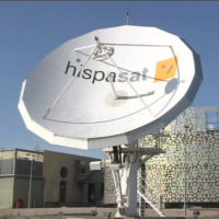 El satélite Amazonas 5 de Hispasat llega a la base espacial de Baikonur