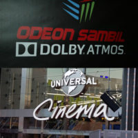Odeon Sambil y AMC Theatre de Universal CityWalk, dos complejos revolucionarios