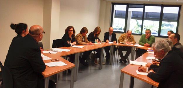 El CLAG promueve la coordinación con los centros que imparten titulaciones técnicas