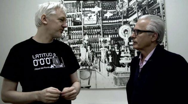 'Garzón / Assange: El juez y el rebelde', llega hoy a Historia