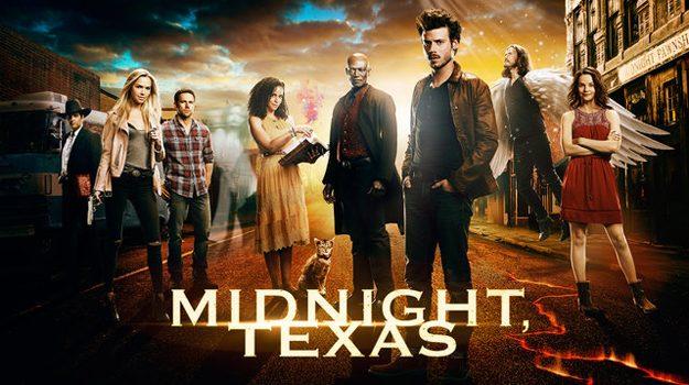 'Midnight Texas' (Syfy) se basa en las novelas de la autora de 'True Blood', Charlaine Harris.