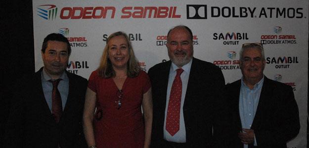 Odeon Sambil – Dolby Atmos celebra por todo lo alto su fiesta de inauguración oficial