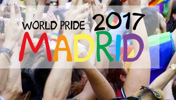 laSexta retransmitirá el World Pride Madrid 2017
