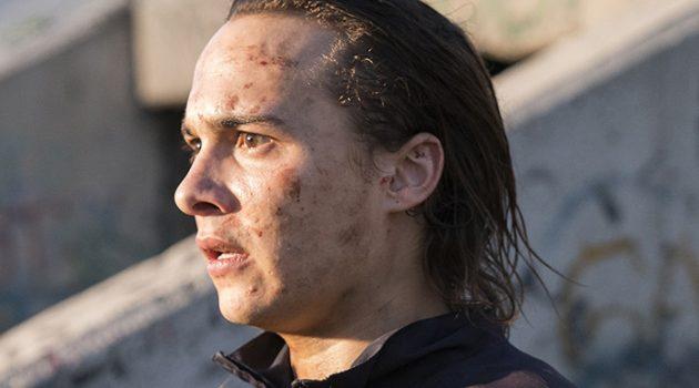 Frank Dillane esNick Clark en 'Fear the Walking Dead', que empieza su temporada 3 © Michael Desmond/AMC
